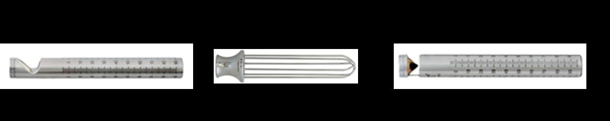 インティマレーザー施術に用いる器具